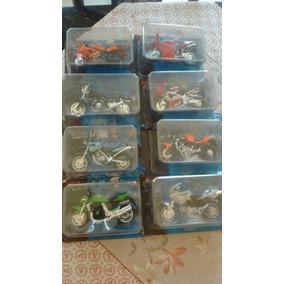 Motos Miniaturas Kit Com 11 Motos