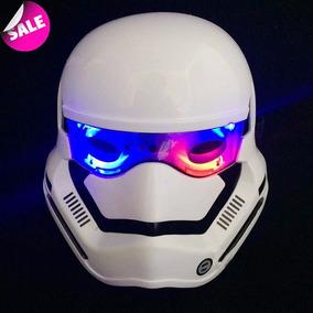 3 Máscara Star Wars Stormtrooper + 3 Darth