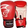 Luva De Boxe Pretorian Training - Vermelha - 14oz