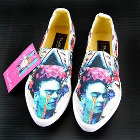 Frida Kahlo Calzado 100% Original 2