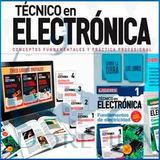 Kit Aprenda Electrónica Repare Diseñe Celulares Laptos