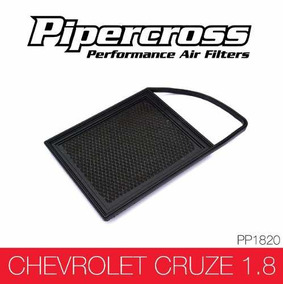 Filtro Panel Pipercross - Chevrolet Cruze 1.8 - K&n332964