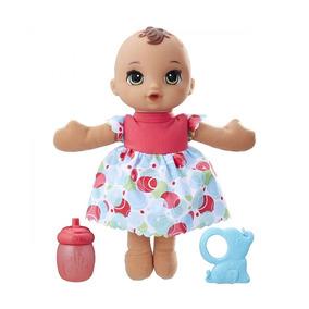 Boneca Baby Alive Hora Do Sono Morena Hasbro