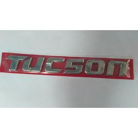 Emblema Letreiro Tucson ( 2006/ Acima) Cód 10115