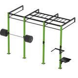 Power Rack Completo Gaiola Funcional Para Crossfit