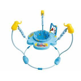 Baby Jumper Com Luzes E Cadeira Giratória - Dican
