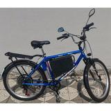 Bicicleta Elétrica Wind Bikes Modelo Work 800 W 48 V 12ah