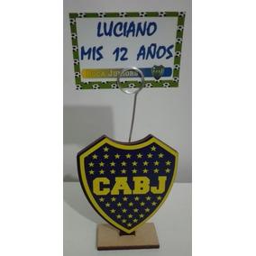 30 Souvenirs + Central Boca Juniors Personalizados
