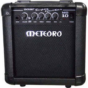 Cubo Para Guitarra Mg10 Meteoro 10 Wrms Com Nota Fiscal