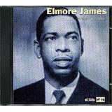 Cd / Elmore James = Mestres Do Blues 18 - The Sky Is Crying