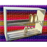 Secador De Platos, Ancho 90 Cm, Pague 49990 En Vez De 89990