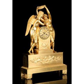 Reloj De Sobremesa Antiguo