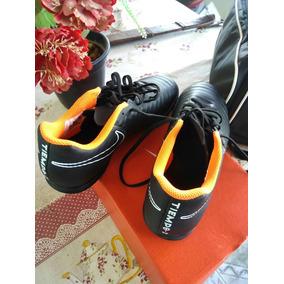 7d179ffb9881a Chuteira Nike N 3435 Adultos Adidas - Chuteiras Preto no Mercado ...