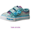 Zapatillas Skechers Nena Talle 10 Usa