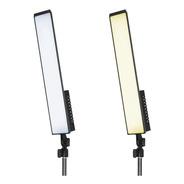 Iluminador Dexel Led 40w Bi-color X 2 Unidades + Tripodes