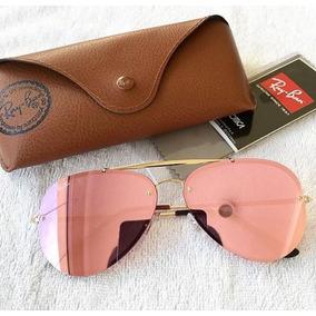 47f914a1c2285 Oculos Rayban Espelhado Rosa De Sol Ray Ban Clubmaster - Óculos no ...