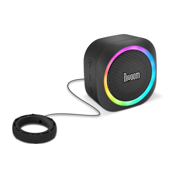 Parlante Bluetooth Portatil Airbeat 30 C/luces Divoom