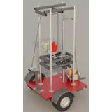 Projeto Máquina De Furar Poço Semi-artesiano Frete Grátis