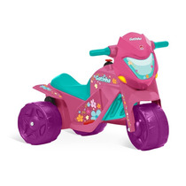 Mini Moto Elétrica Infantil Menina Gatinha 6v - Bandeirante