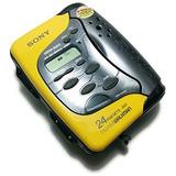 Sony Wm-fs473 Digital Tuning Deportes Walkman Am / Fm Repro