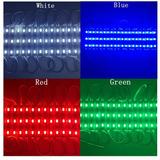 Modulo Led 5054 Ultrabrillante Anuncios Luminosos Auto Moto
