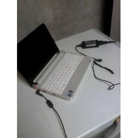 Mini Laptop Acer Color Blanca Nueva Leer Descripcion