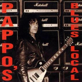 Pappo Blues Local Vinilo Doble 2 Lp Nuevo En Stock!!!!!