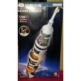 4d Vision Saturn V Rocket ¡nuevo! ¡¡oferta!!