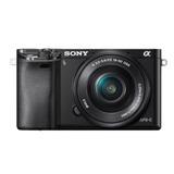 Cámara Sony Alpha A6000 Montura E Sensor Aps-c