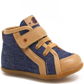 Bota Pé Com Pé Jeans 13615 (nota Fiscal) | Zariff