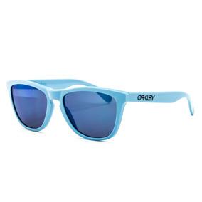 Gafas Oakley Frogskins Heritage Blue W/ Ice Ird