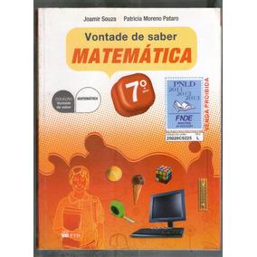 Vontade De Saber Matemática 7º Ano - Joamir Souza