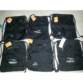 Bolso Morral Deportivo Rs21 Negros