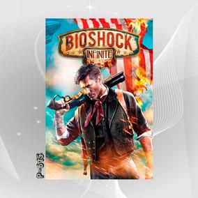Poster Filme Game Bioshock Infinite X8t Decoracao Casa Sala
