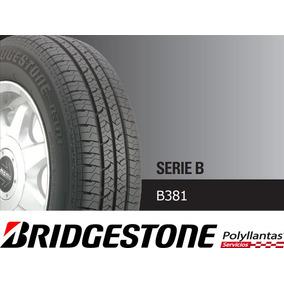Llanta 185/65r14 Bridgestone B381, Nuevas