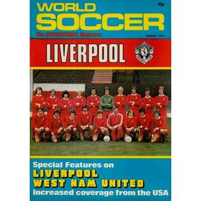 Revista World Soccer Coleção Completa 720 Edições