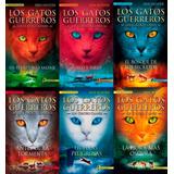 Saga Los Gatos Guerreros Los Cuatro Clanes 6 Libros