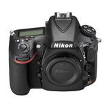 Camara Reflex Nikon Profesional D810