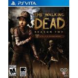 Juego Ps Vita The Walking Dead Season Two