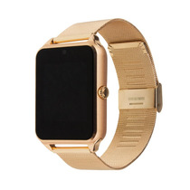 Reloj Inteligente Smartwatch Iwatch Gold Or Silver De Metal