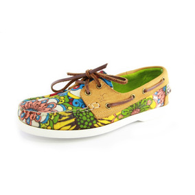 Zapatos Nauticos Mocasines Peskdores Fruitpunch G Fg00033