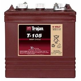Semanazo Baterias Trojan Roja $ 3500 Llamenos
