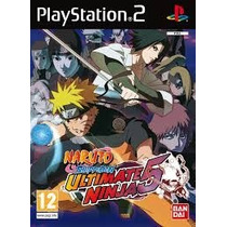 Naruto Ultimate Ninja5 Patch Play2