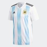 Camiseta Argentina Mundial 2018 Climalite Original