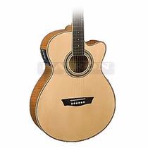 Guitarra Electroacustica Washburn Ea15 N Natural