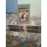 Biblioteca Histórica Marvel - Coleção Completa C/ 17 Edições