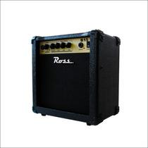 Ross B15, Amplificador Para Bajo, 15w, Parlante 6,5