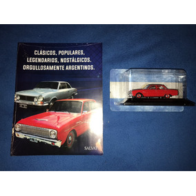 Autito Ford Falcon Escala 1:43