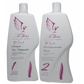 T.liss Escova Progressiva Perfect Hair System Plus 2 Passos