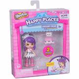 Shopkins Happy Places Mini Shoppies + 2 Figuras Tv Educando